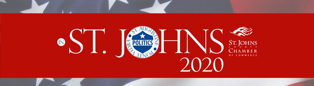 virtual st johns county voting 2020 banner