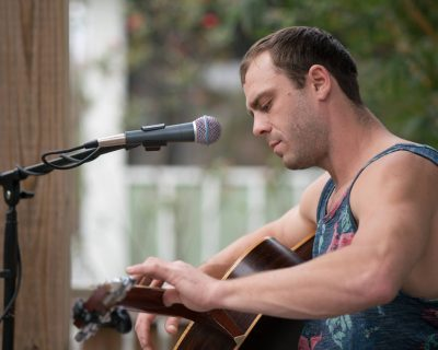 Gamblefest performer Michael Jordan joins Sing Out Loud virtual sessions in St. Augustine