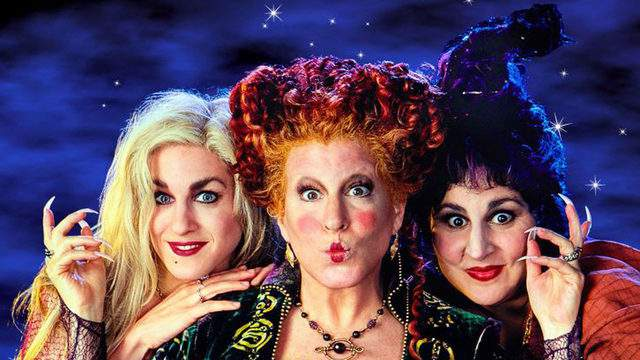 Hocus Pocus Movie in the Park at Palencia Pavillion