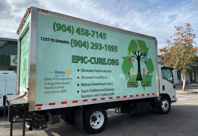 Epic-Cure Food Truck