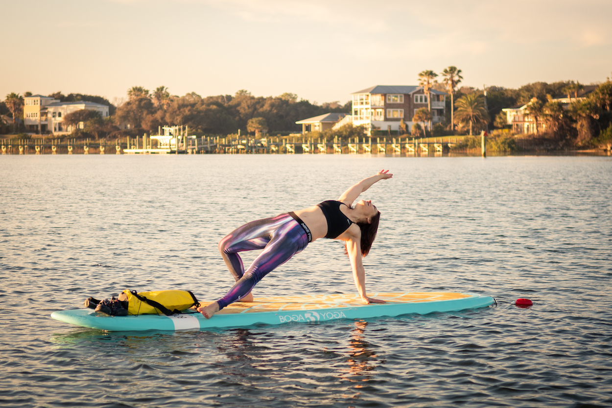Stand Up Paddleboarding in St. Augustine