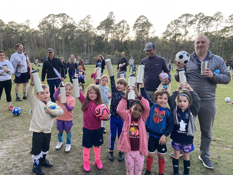 FLORIDA NONPROFIT HELPS YOUTH ATHLETES REDUCE PLASTIC POLLUTION IN ST. AUGUSTINE